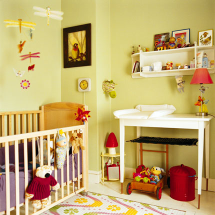 Baby of love chambre de b b for Ambiance chambre enfant